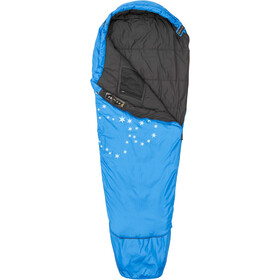Jack Wolfskin Grow Up Star Sac de couchage Enfant, electric blue